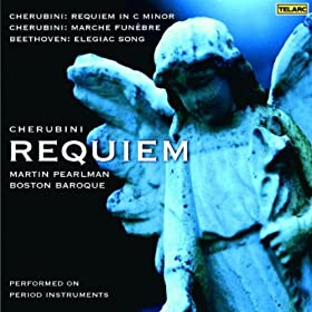 Requiem In C Minor: Agnus Dei