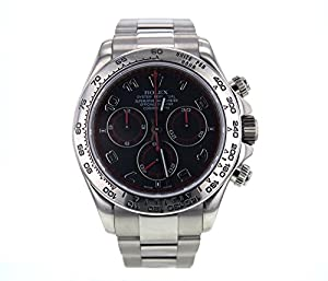 Rolex Daytona Cosmograph automatic-self-wind mens Watch 116509 (Certified Pre-owned)