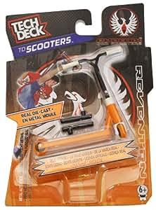 Tech Deck Mini Finger Scooter - Phoenix Reventon Orange
