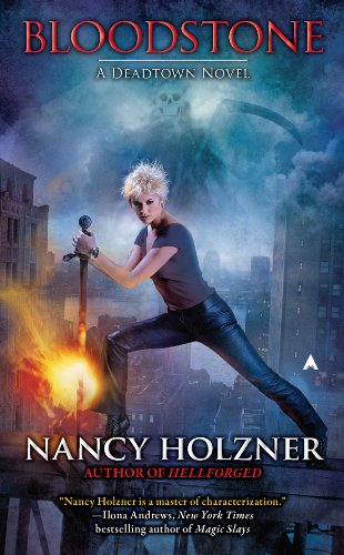 Bloodstone (Deadtown, #3)