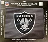 "NFL Licensed Large 12""x15"" Flexible Cutting Board/Placemat (Oakland Raiders) at Amazon.com"