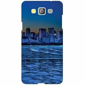 Samsung Galaxy Grand Max Sm-G7200-Water City Matte Finish Phone Cover