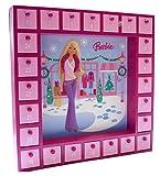 "13"" Barbie Wooden Christmas Advent Calendar #BA0160"