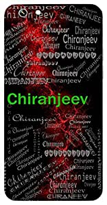 Chiranjeev (Long Lived, Immortal) Name & Sign Printed All over customize & Personalized!! Protective back cover for your Smart Phone : Apple iPhone 6