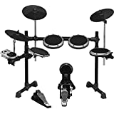 Behringer XD8USB 8-Piece Electronic Drum Set with 123 Sounds, 15 Drum Sets and USB Interface
