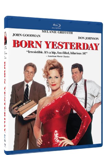 Cover art for  Born Yesterday [Blu-ray]