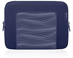 Belkin Grip Ergo Sleeve for iPads & Tablets - Indigo Blue - F8N278TT132 from Belkin Components