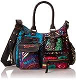 Desigual Damen Handtasche Tasche LONDON MEDIUM ESTAMBUL 46X5143