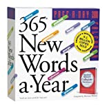 img - for 365 New Words-A-Year Page-A-Day Calendar 2008 book / textbook / text book