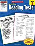 img - for Scholastic Success With Reading Tests, Grade 3 (Scholastic Success with Workbooks: Tests Reading) by Scholastic [2010] book / textbook / text book