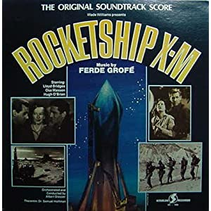 ROCKETSHIP X-M (ORIGINAL SOUNDTRACK LP, 1977)