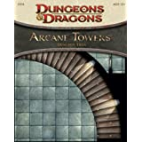 Arcane Towers - Dungeon Tiles: Dungeon Tile Set Du4 (D&d Accessory D&d Accessory) (Dungeons & Dragons)by Wizards of the Coast