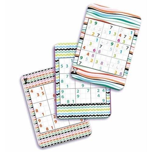 Djeco Mini Logix, Sudoku