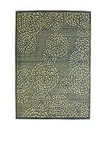 Tapis a Porter Alfombra Vetus Verde/Azul 110 x 170 cm