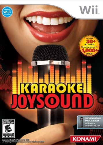 Karaoke Joysound - Nintendo Wii (Bundle)