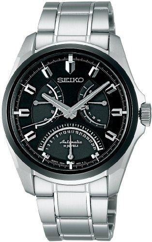 SEIKO (セイコー) 腕時計 MECHANICAL メカニカル レトログラード モデル SARD003 メンズ