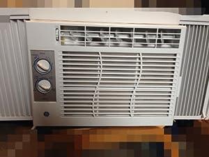 AIR CONDITIONER GENERAL ELECTRIC 5,000 BTU WINDOW UNIT