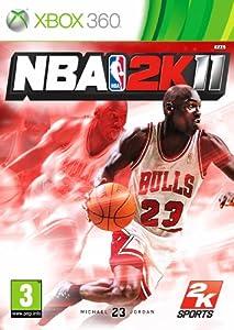 NBA 2K11 (Xbox 360) [Importación inglesa]