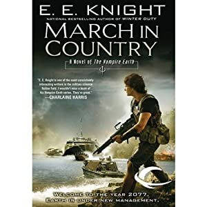 March in Country: The Vampire Earth, Book 9 | [E. E. Knight]