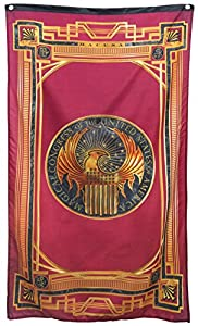 Harry Potter Fantastic Beasts And Where To Find Them Macusa Banner by Calhoun Sportswear