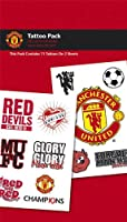 Manchester United Tattoo Pack