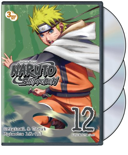 Shippuden Box Set 12