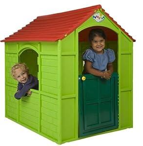 partner jouet a1100743 jeu de plein air maison. Black Bedroom Furniture Sets. Home Design Ideas