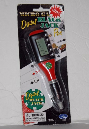 Digital Blackjack Pen