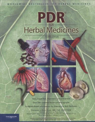pdr-for-herbal-medicines-4th-edition-4th-by-thomson-healthcare-2007-hardcover