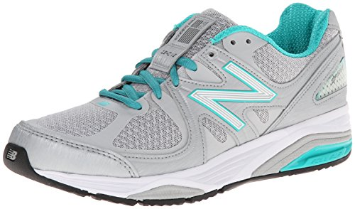 New Balance Women's W1540V2 Running Shoe Running Shoe,Silver/Grey,8 B US