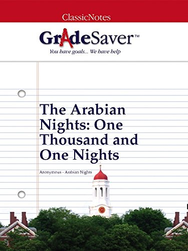 Essay on thousand and one nights