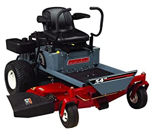Swisher Z-MAX XTR 54-Inch 24 HP Briggs & Stratton Extended Life Series V-Twin Zero Turn Riding Mower ZT2454 from Swisher Mower
