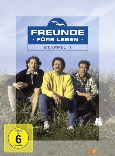 Freunde fürs Leben - Staffel 1 (4 DVDs) hier kaufen