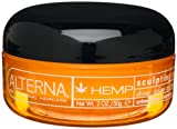Alterna Hemp Sculpting Putty, 2-Ounce Jar