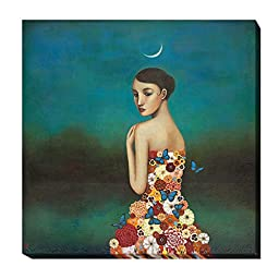 Reflective Nature by Duy Huynh Premium Gallery-Wrapped Canvas Giclee Art (Ready-to-Hang)