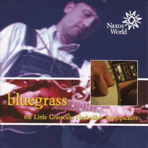 Bluegrass: Little Grasscals by Various Artists