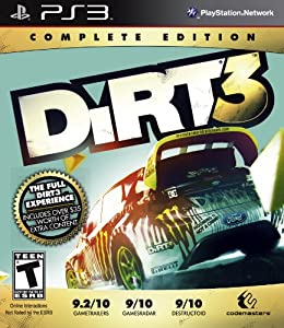 Dirt 3: Complete Edition - Playstation 3 (Complete Edition)