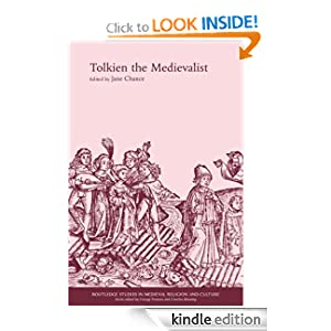 Tolkien the Medievalist  - Jane Chance