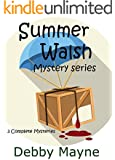 Summer Walsh Mystery Series (3 complete cozy mystery novellas)
