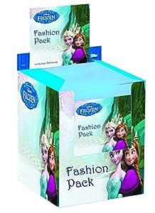 Disney paquet de mode Frozen - 2 feuilles par paquet tatouages  , nail art, bracelet paillettes, décorations de visage plus une carte parfumée - 18 paquets scellés