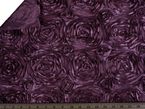 splenda-satin-ribbon-rosette-plum-fabric-by-la-linen
