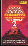 Cover image of the book titled Isaac Asimov Presents the Great SF Stories 2 1940, edited by Isaac Asimov and Martin H Greenberg