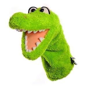 Living Puppets W448 Ulfilein Krokodil