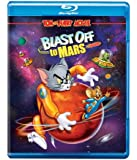 Tom and Jerry: Blast Off To Mars (Blu-ray)