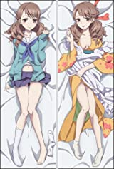 花咲くいろは 和倉結名スムース抱き枕カバー