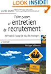 FAIRE PASSER UN ENTRETIEN DE RECRUTEM...