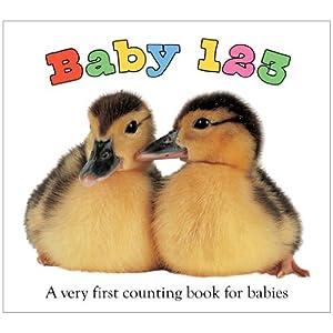 Baby 123 (Baby ABC Books)