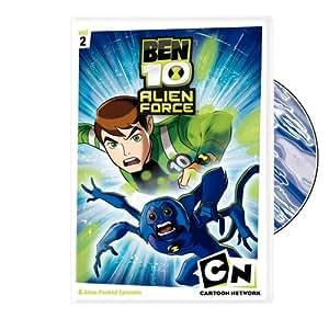 Ben 10 Alien Force 2: Volume Two
