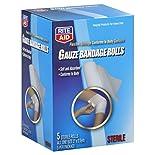 Rite Aid Gauze Bandage Rolls, 5 rolls