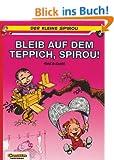 Der kleine Spirou, Carlsen Comics, Bd.2, Bleib auf dem Teppich, Spirou!